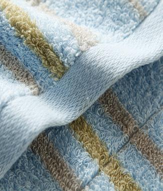 DK2006纯棉格子毛巾