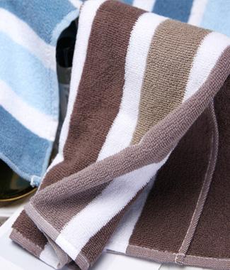 DK2010纯棉文艺毛巾